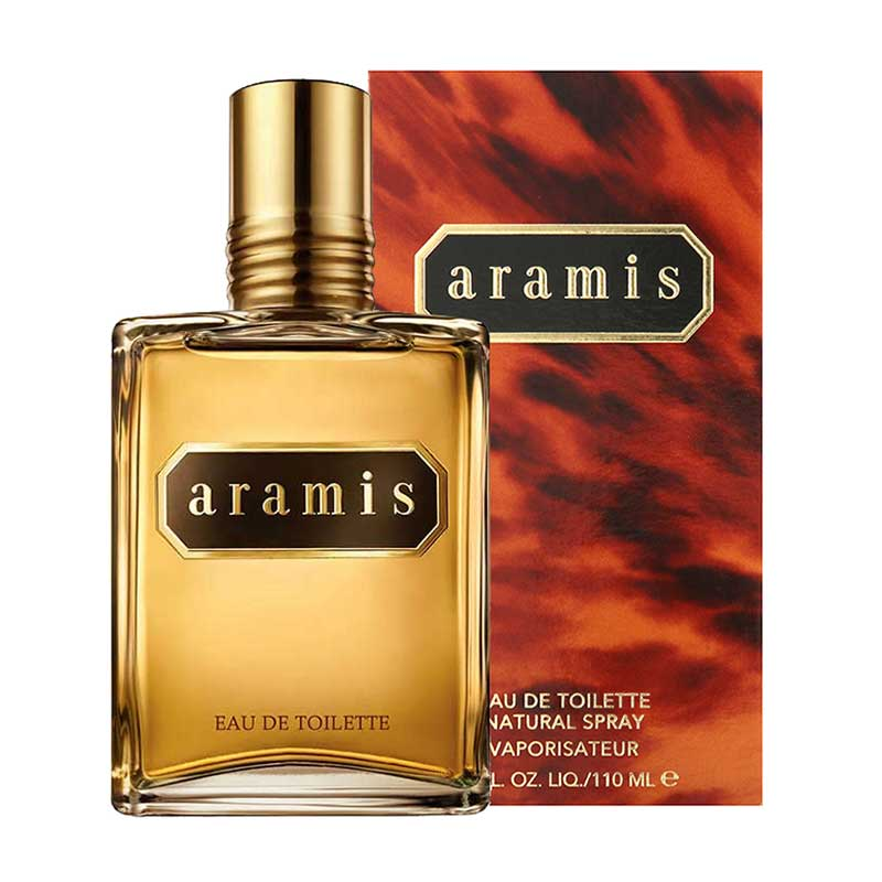 Aramis for Men, Eau De Toilette Spray, 110ml