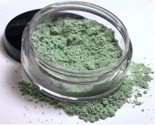 Mineral Powder Color Corrector - Mint