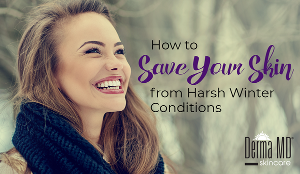 HOW TO SAVE YOUR SKIN FROM HARSH WINTER CONDITIONS