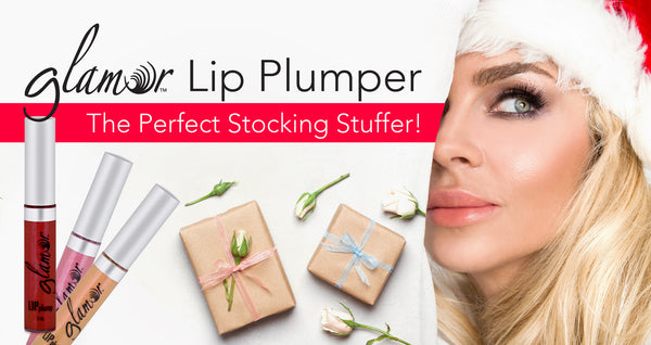 Glamur Lip Plumper: The Perfect Stocking Stuffer!