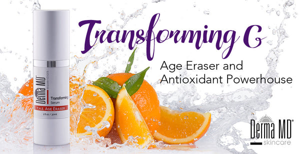 Derma MD Transforming C Serum: Age Eraser and Antioxidant Powerhouse