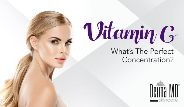 Vitamin C: What's the Perfect Concentration?