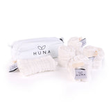 Huna Luxury Cotton Cleansing Cloth Set of 5