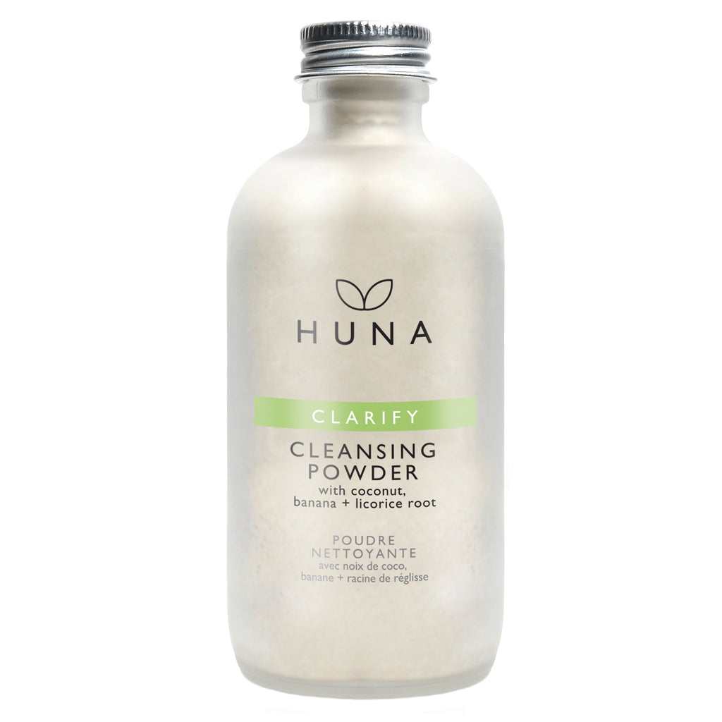Clarify Cleansing Powder - 100% Natural GMO-Free
