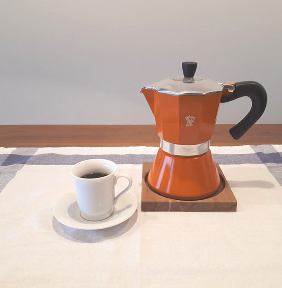 Pezzetti Bellexpress 6cup Orange