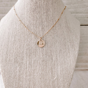STATE OF OREGON COIN NECKLACE