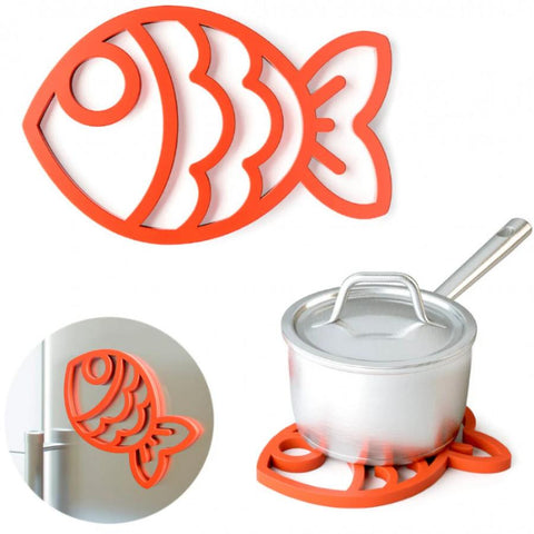 Trivet Fish Magnetic