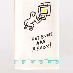 Dish Towel (Hot Buns Are Ready)