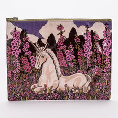 Zipper Pouch Unicorn