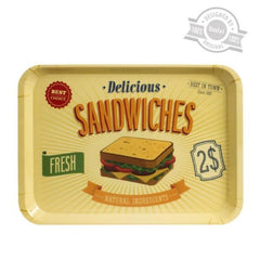 Tray Best Sandwiches