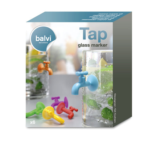 Tap Glass Markers