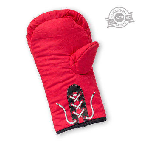 Oven Mitt Boxing Champ