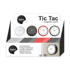 Magnetic Clock Tic Tac
