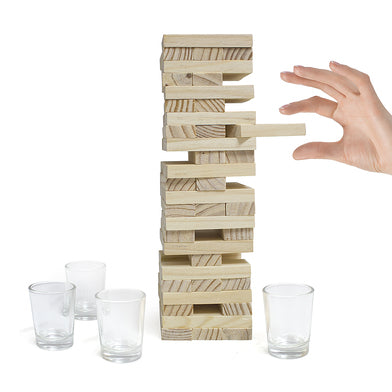 Game Timber! Small Glasses