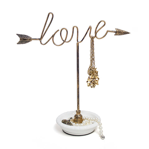 Jewelry Rack Cupid