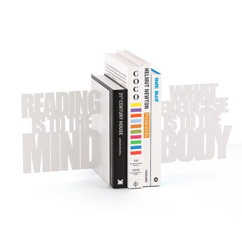 Bookend Mind Exercise