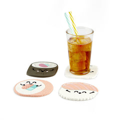 Coasters Mr. Wonderful Sushi