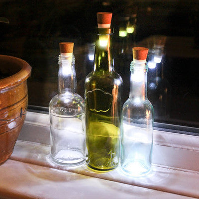 Rechargeable Bottle Light