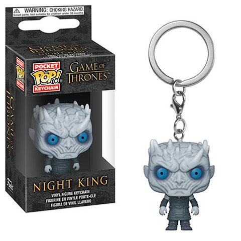 Game of Thrones Night King Pocket Pop Keychain