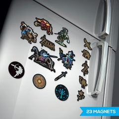 The Legend Of Zelda Magnets