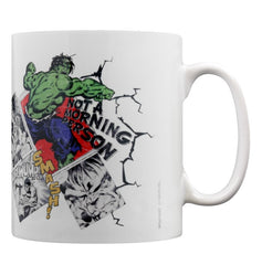Marvel Not a Morning Person  Mug