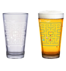Pac-Man Color Changing Glass
