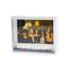 Disco Queens Glitter Frame