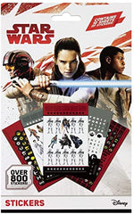 Star Wars Classic 800 Sticker Set