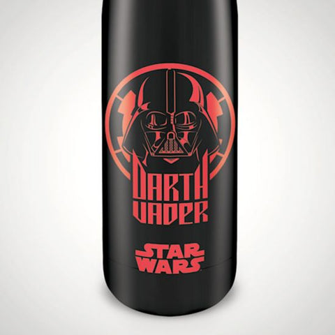 Star Wars Darth Vader Metal Drinks Bottle