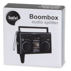 Boombox Audio Splitter