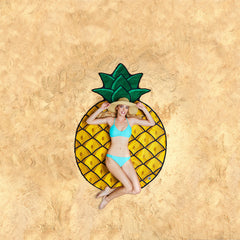 Beach Towel Pineapple