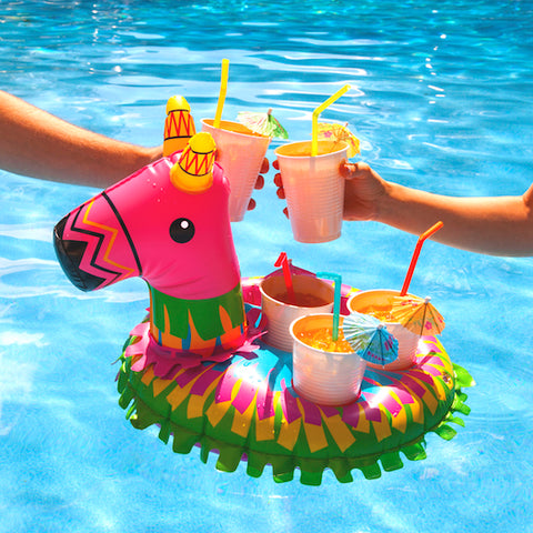 Beverage Holder Pinata