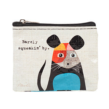 Coin Purse (Barely Squeakin' By)