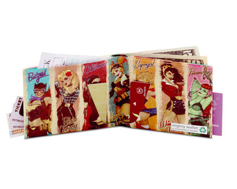 mighty wallets® (D.C. Bombshells)