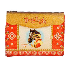 BlueQ Zipper Pouch (Boss Lady)
