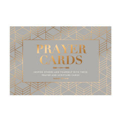 Prayer Card Sets Grey