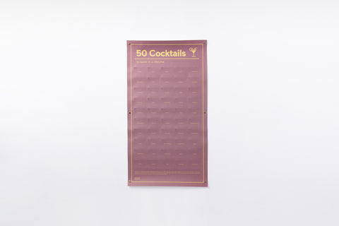 50 Cocktails To Taste In A Lifetime