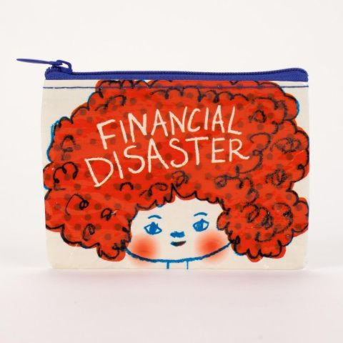 Coin Purse Financial Disaster