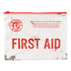 Zipper Pouch (First Aid)