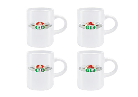 Friends Central Perk Espresso Mug Set