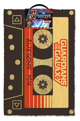 Guardians of the Galaxy Mixtape Doormat