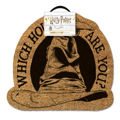 Harry Potter Sorting Hat Doormat