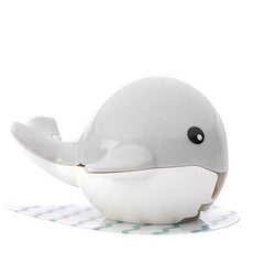 Toothbrush Holder Whale Gray