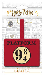 Harry Potter (Platform 9 3/4) Luggage Tag