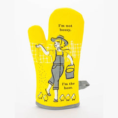 Oven Mitt (I'm Not Bossy, I'm the Boss)