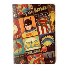 Mighty Passport Case (Justice League)
