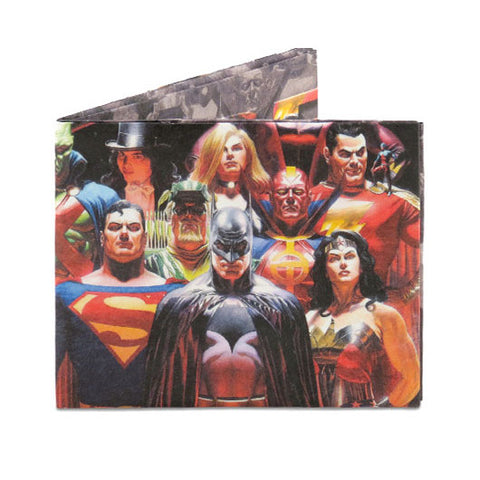 mighty wallets® (Justice League)