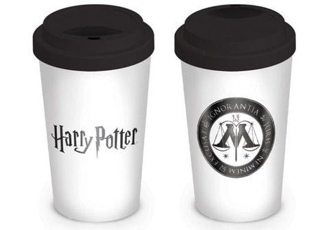 Harry Potter Ministry of Magic Travel Mug