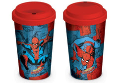 Marvel Spiderman Travel Mug