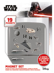 Star Wars (Death Star Battle) Magnet Set